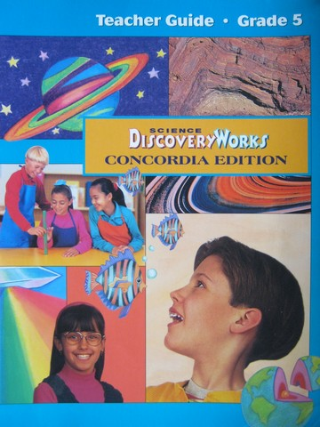 Science DiscoveryWorks 5 Concordia Edition TG (TE)(Spiral)