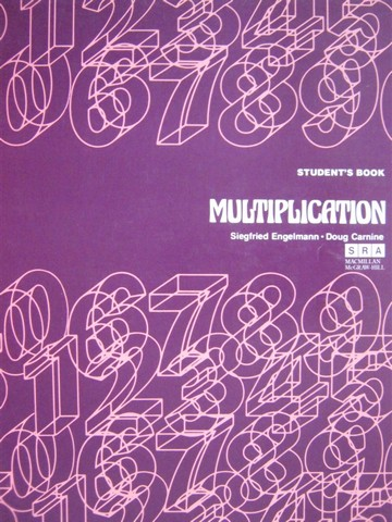 Corrective Mathematics Multiplication Student's Book (P)
