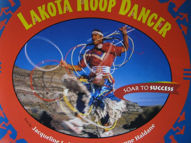 Soar to Success 8 Lakota Hoop Dancer (P) by Bull & Haldane