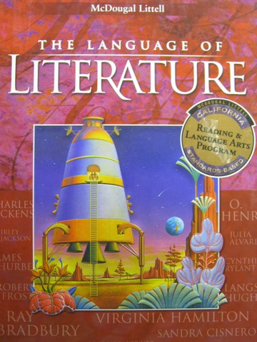 Language of Literature 7 (CA)(H) by Barkett, Bautista, Diamond,