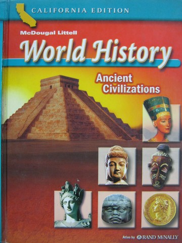 Ancient Civilizations (CA)(H) by Carnine, Cortes, Curtis,