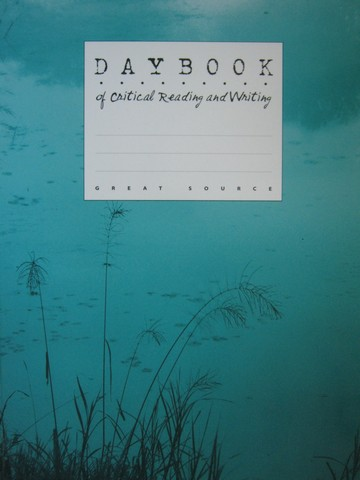 Daybook of Critical Reading & Writing 7 (P) by Claggett, Reid,