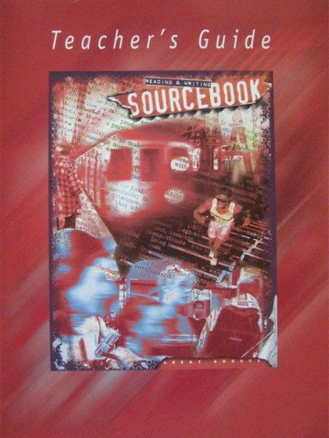 Reading & Writing Sourcebook 11 TG (TE)(P) by Pavlik & Ramsey
