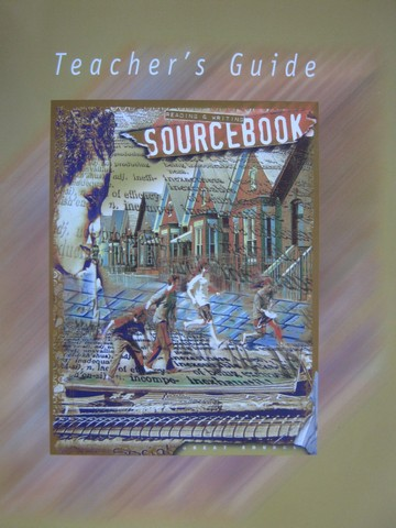 Reading & Writing Sourcebook 7 TG (TE)(P) by Pavlik & Ramsey
