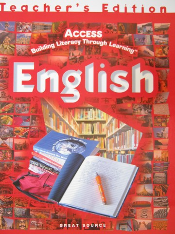 Access English TE (TE)(Spiral) by Duran, Gusman, Shefelbine,