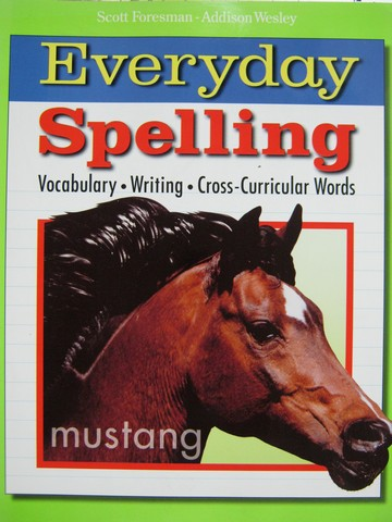 Everyday Spelling 8 (P) by Beers, Cramer, & Hammond