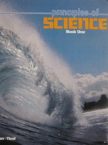 Principles of Science Book 1 4th Edition (H) by Heimler & Neal