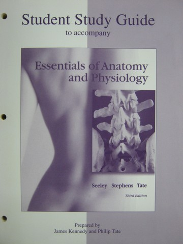 Essentials of Anatomy & Physiology 3e Student Study Guide (P)