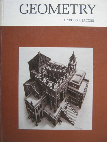 Geometry (H) by Harold R Jacobs