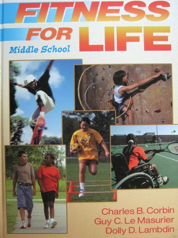 Fitness for Life Middle School (H) by Corbin, Le Masurier,