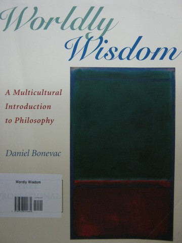 Wordly Wisdom (P) by Daniel Bonevac