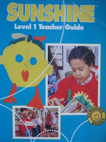 Sunshine Books Level 1 Teacher Guide (TE)(Spiral)