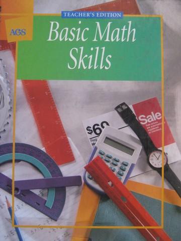 ags basic math skills workbook answer key pdf