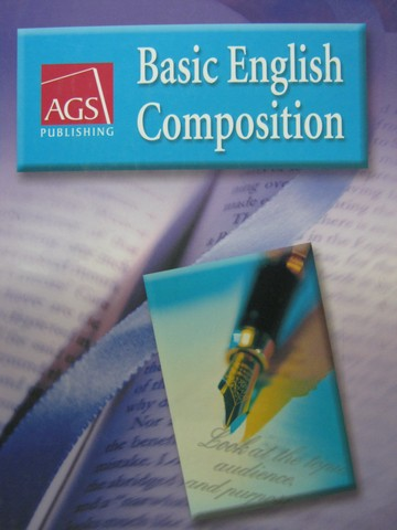 AGS Basic English Composition (H) by Bonnie L Walker - Click Image to Close