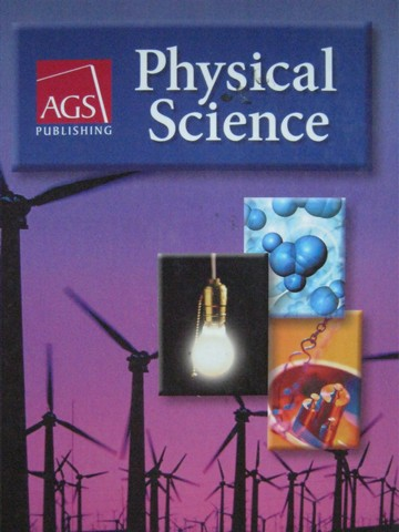 AGS Physical Science (H) by Robert Marshall & Donald Jacobs