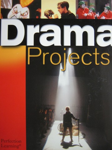 Basic Drama Projects 8th Edition (P) by Fran Averett Tanner