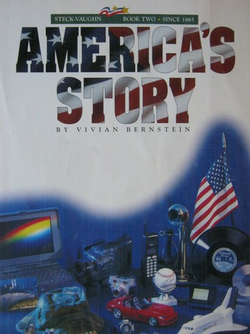 America's Story Book 2 Since 1865 (P) by Vivian Bernstein - Click Image to Close