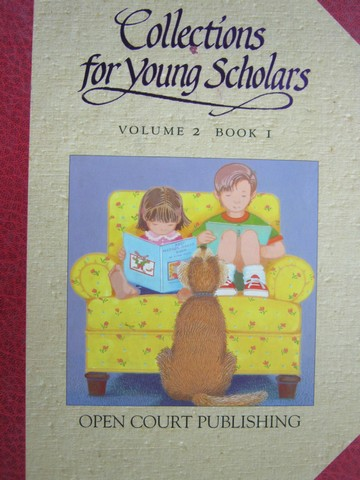Collections for Young Scholars 2:1 (H) by Bereiter, Adams,