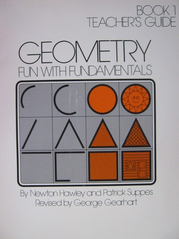 Geometry Fun with Fundamentals Book 1 TG (TE)(P) by Hawley,