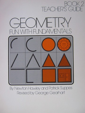 Geometry Fun with Fundamentals Book 2 TG (TE)(P) by Hawley,