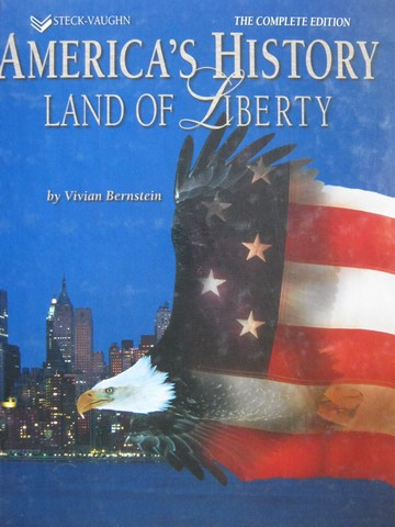 America's History Land of Liberty The Complete Edition (H)