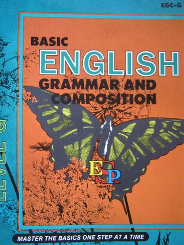 Basic English Grammar & Composition Level G (P) by Brooks & Shaw