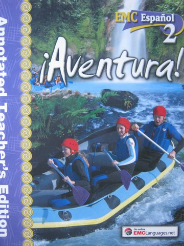 Aventura! 2 2nd Edition ATE (TE)(H) by Castellanos, Hoff,