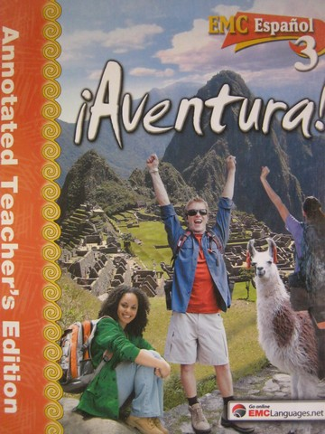 Aventura! 3 2nd Edition ATE (TE)(H) by Vargas, Brown, Rodrigues,