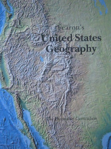 Fearon's United States Geography (H) by William Lefkowitz