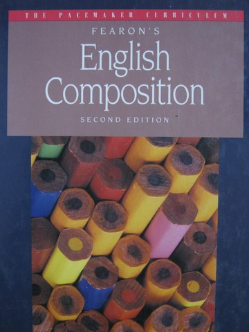 Fearon's English Composition 2nd Edition (H) by Joanne Suter