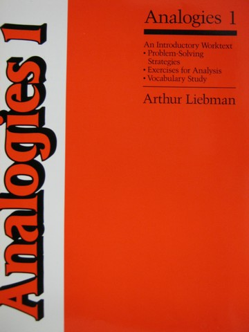 Analogies 1 (P) by Arthur Liebman