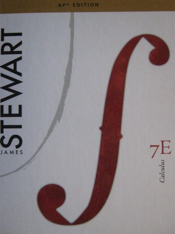 Calculus 7th Edition AP Edition (H) by James Stewart