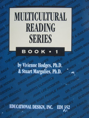 Multicultural Reading Series Book 1 (P) by Hodges & Margulies