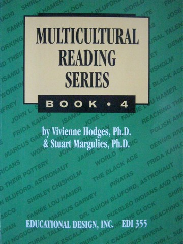 Multicultural Reading Series Book 4 (P) by Hodges, Margulies