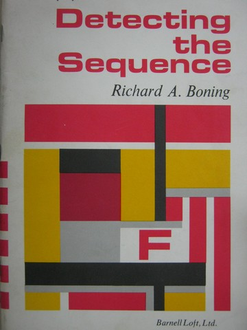 Specific Skill Series Detecting the Sequence F (P) by Boning