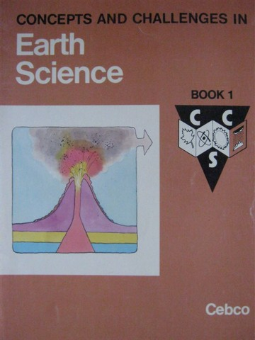 Concepts & Challenges in Earth Science Book 1 (P) by Bernstein,