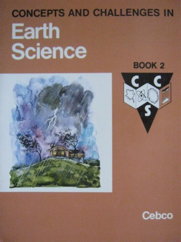 Concepts & Challenges in Earth Science Book 2 (P) by Bernstein,