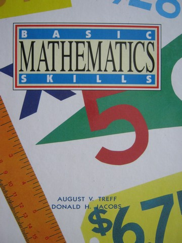 AGS Basic Mathematics Skills (H) by August Treff & Donald Jacobs