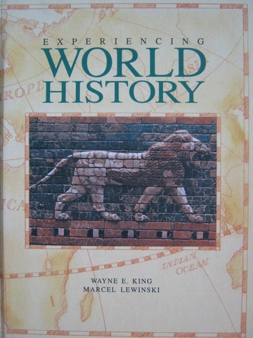 AGS Experiencing World History (H) by King & Lewinski