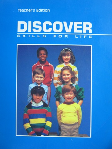 Discover Skills for Life 4 TE (TE)(Spiral) by Thompson & Strange