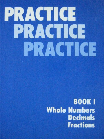 Practice Practice Practice Book 1 (H) by Trinkle, Selby, & Fitts
