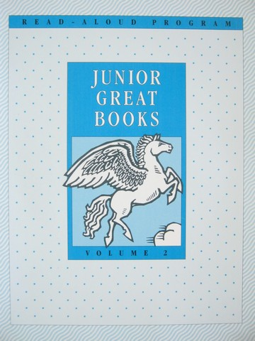 Junior Great Books Pegasus Series Read-Aloud Program 2 (P)