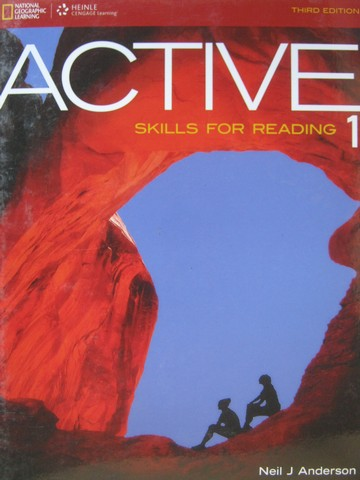 Active Skills for Reading 1 3rd Edition (P) by Neil Anderson
