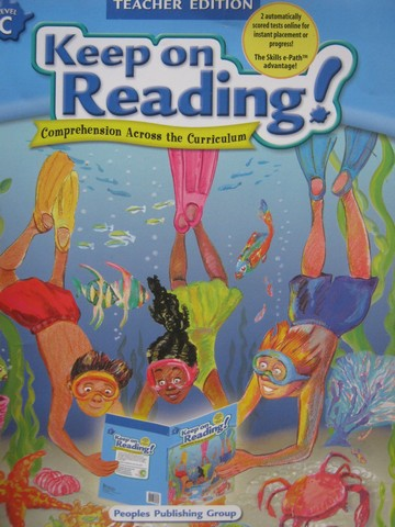 Keep on Reading! Level C TE (TE)(P) by Ramsaur, Grimes,