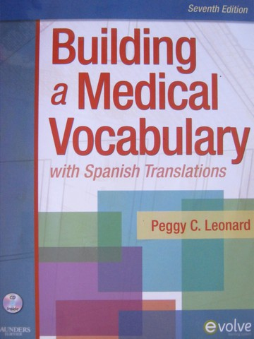 Building a Medical Vocabulary with Spanish Translations 7e (P)