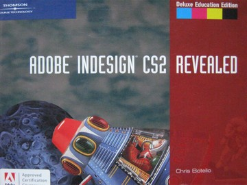 Adobe InDesign CS2 Revealed Deluxe Education Edition (P)