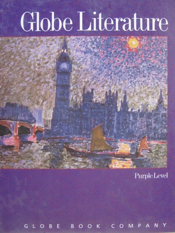 Globe Literature Purple Level (H) by Robert R Potter