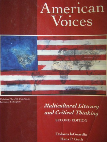 American Voices 2nd Edition (P) by laGuardia & Guth