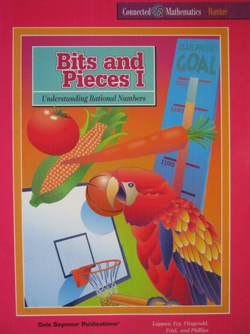 Connected Mathematics Bits & Pieces 1 (P) by Lappan, Fey,