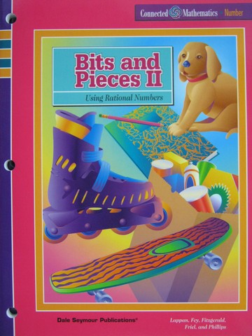 Connected Mathematics Bits & Pieces 2 (P) by Lappan, Fey,